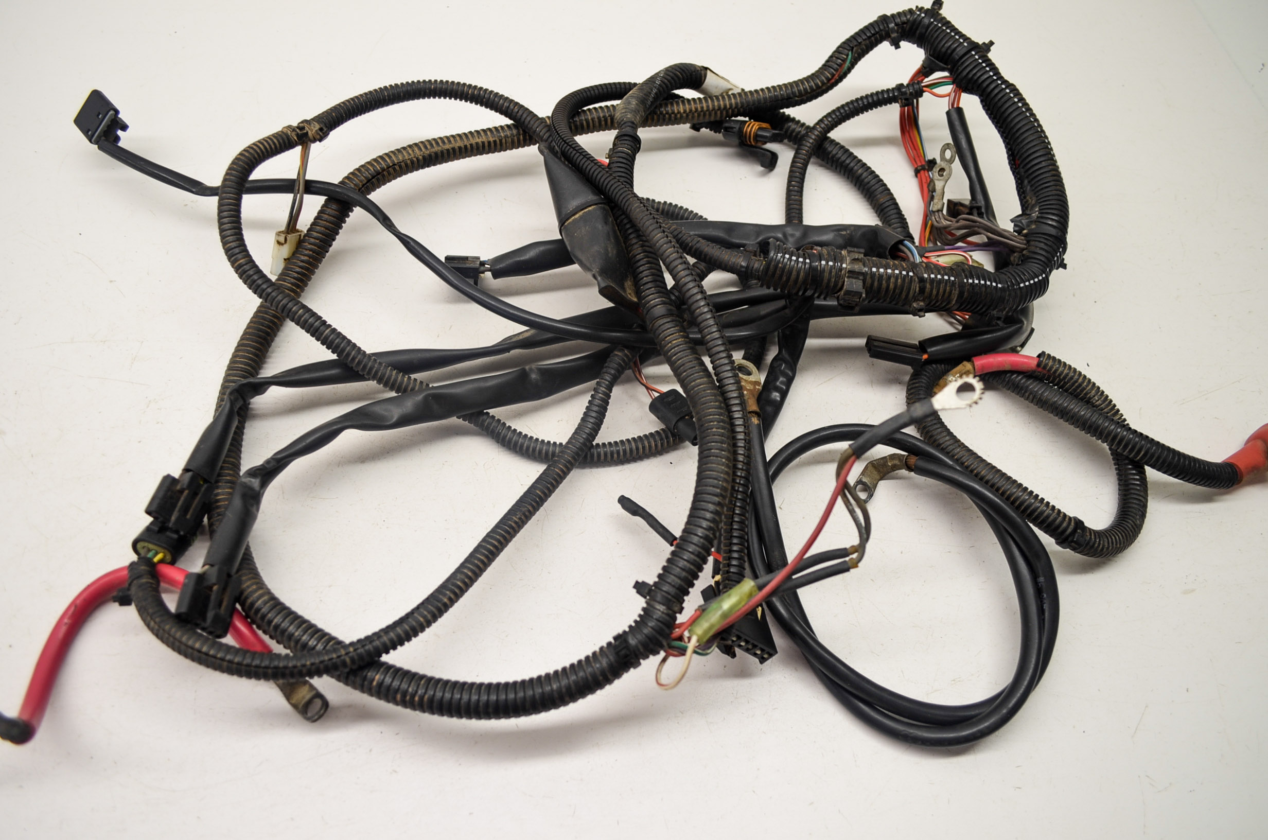 Trail Boss Wiring Harness Diy Enthusiasts Diagrams Blizzard 04 Polaris 330 Wire Electrical Ebay Rh Com 14 Pin
