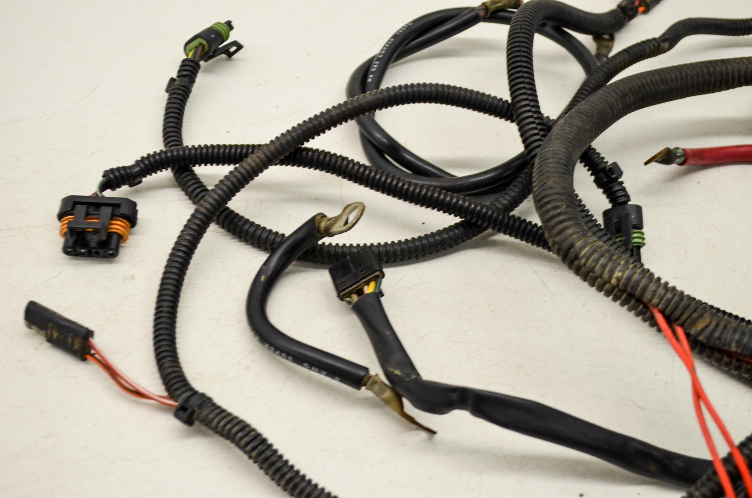 03 polaris trailboss 330 2x4 wire harness electrical wiring ebay rh ebay com 2003 Polaris Magnum 330 2X4 2001 Polaris Trail Boss 325