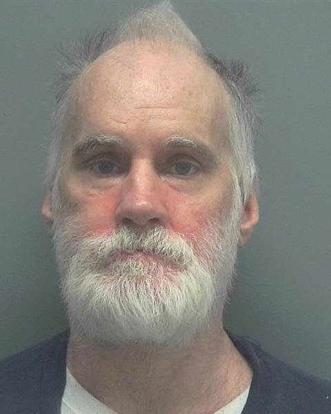 Lee County Mugshots -  David Smith
