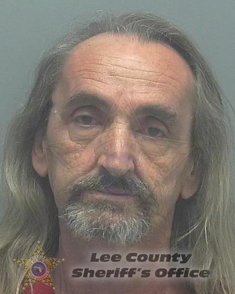 Lee County Mugshots -  Eugene Lee Ellis