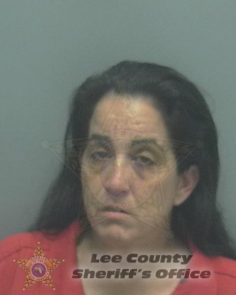 Lee County Mugshots -  Joanne Ericka Kelley