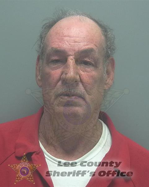 Lee County Mugshots -  Roy Anthony Spiers