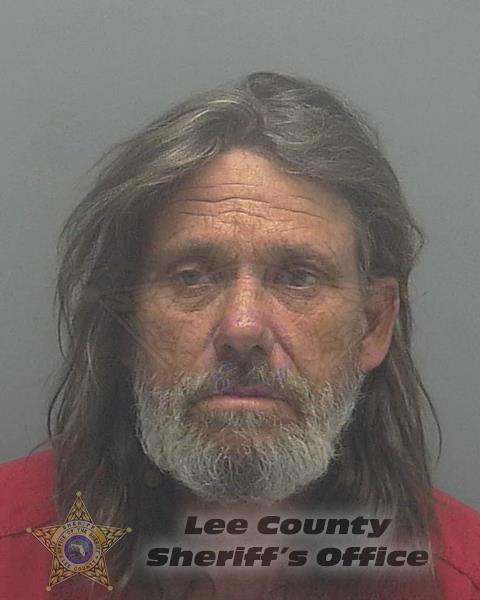 Lee County Mugshots -  Eric Sloan Griffin