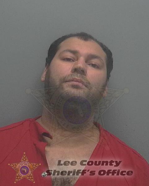 Lee County Mugshots -  Kyle Vincient
