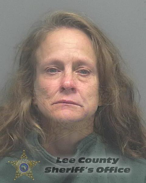 Lee County Mugshots -  Bonnie Lynne Courtney