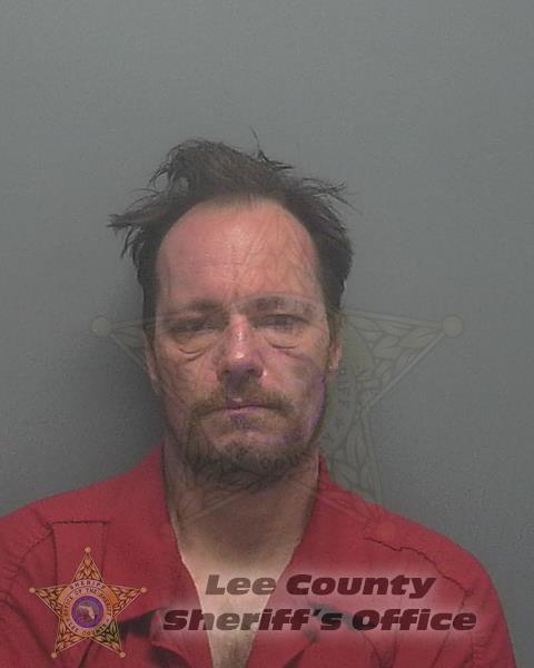 Lee County Mugshots -  George Eric Liebers