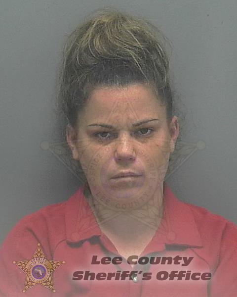 Lee County Mugshots -  Jessica Marisol Alqalam