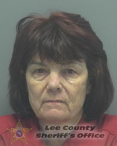 Lee County Mugshots -  Kathleen Merida Titus