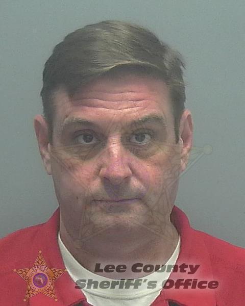 Lee County Mugshots -  Anthony Kevin Hess