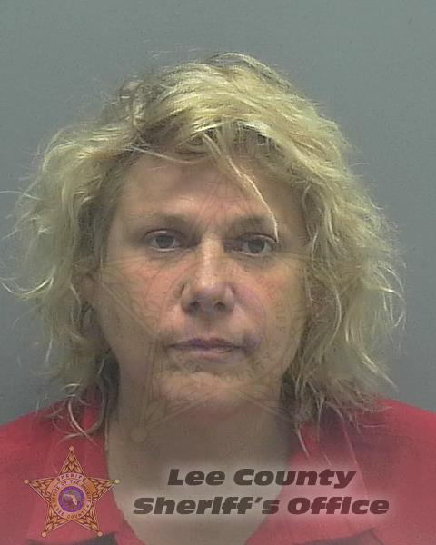 Lee County Mugshots -  Brenda Lee Derouaux