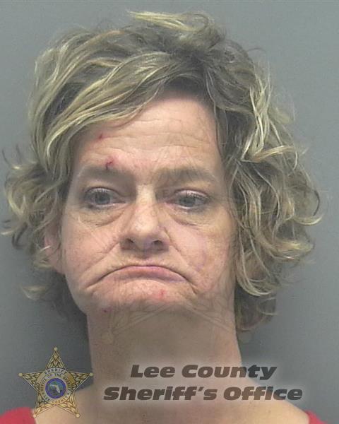 Lee County Mugshots -  Jennifer Anne Deffet
