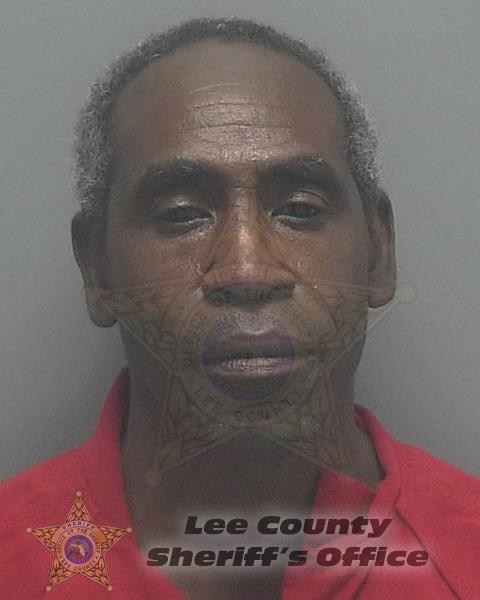 Lee County Mugshots -  Kenneth Lee Gransby