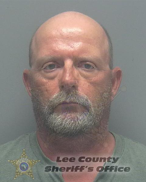 Lee County Mugshots -  Timothy Warren Carter