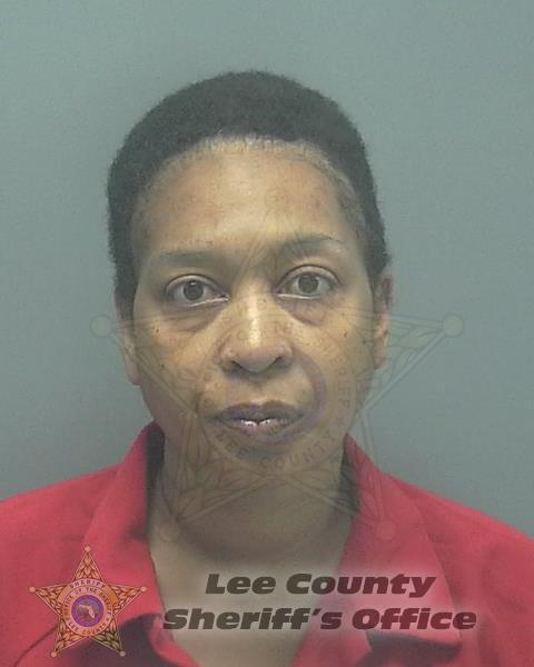 Lee County Mugshots -  Adele Denise Edwards