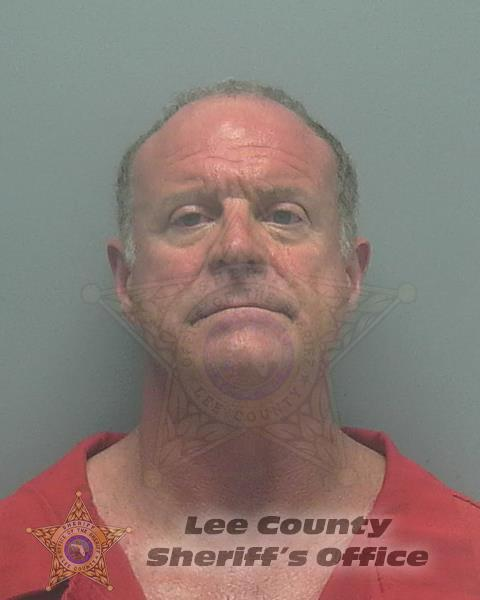 Lee County Mugshots -  Steven Erich Streder