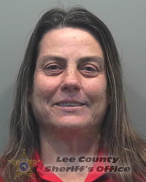 Lee County Mugshots -  Roberta Jo Stancel