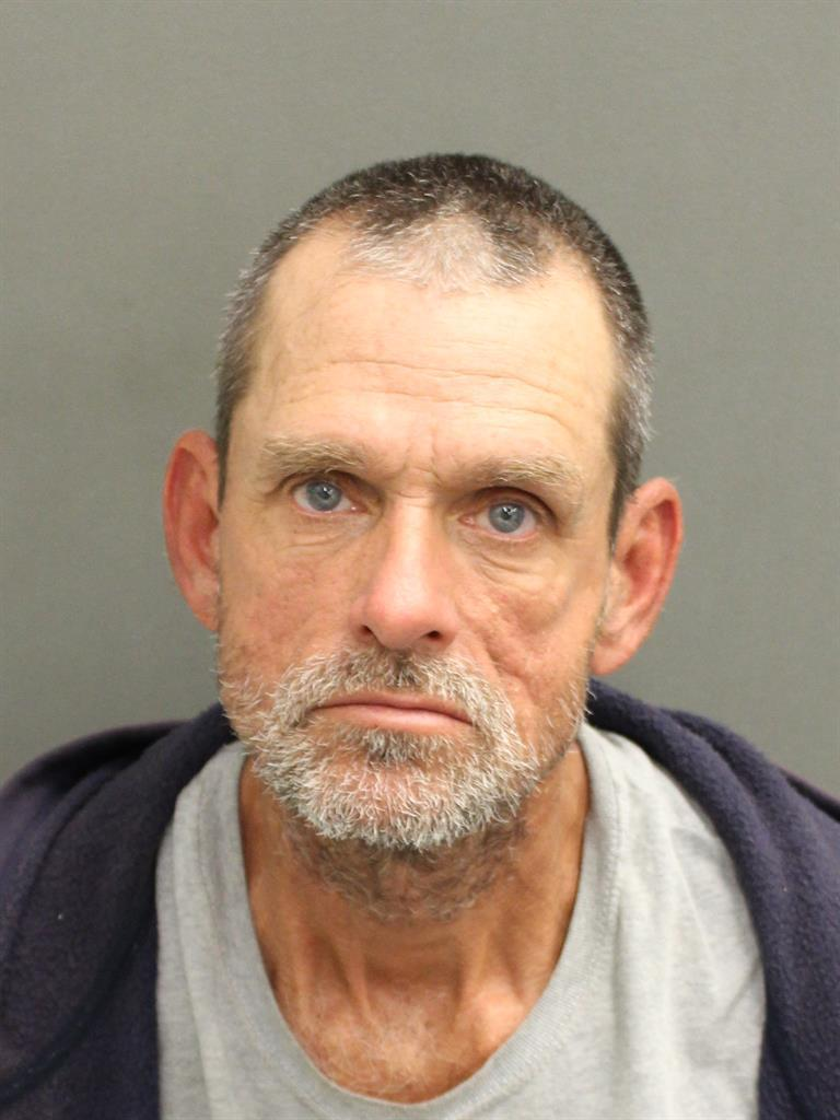 Orange County Mugshots -  Mark Randall Cain