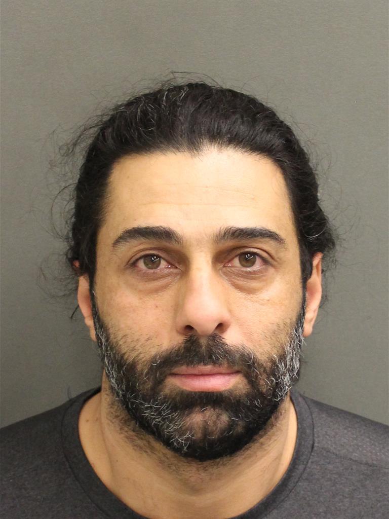 Orange County Mugshots -  Mahmoud Muraweh Salah