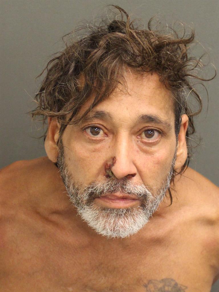 Orange County Mugshots -  Raymond Noel Acevedorosado