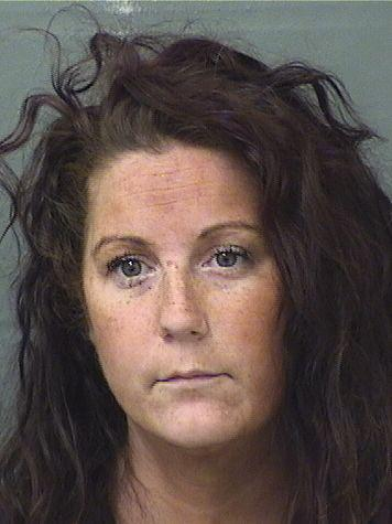 Palm Beach County Mugshots -  Sarah Tempe Lewis
