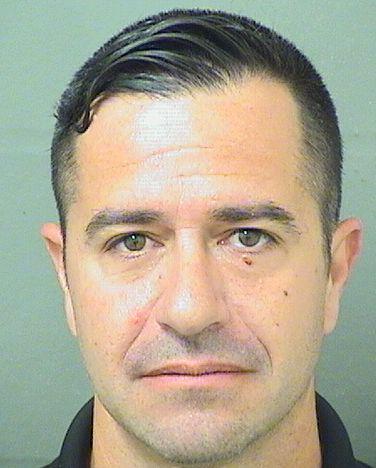 Palm Beach County Mugshots -  Justin Perry
