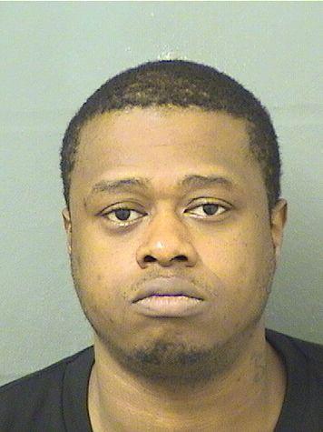 Joseph Junior Charles Arrested - Palm Beach, FL Mugshots and