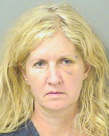 Palm Beach County Mugshots -  Annet Christina Libeau