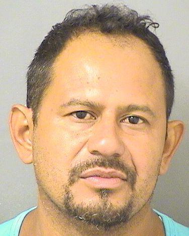 Palm Beach County Mugshots -  Carlos Stanley Guerra