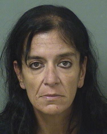 Palm Beach County Mugshots -  Lisa Adeline Mcteague