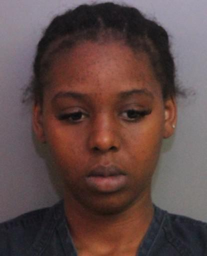 Polk County Mugshots -  D'aja Deshay Smith