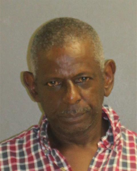 Volusia County Mugshots -  Freddie Irving