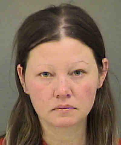 Ashley Brooke Mills Arrested - Charlotte, NC Mugshots and
