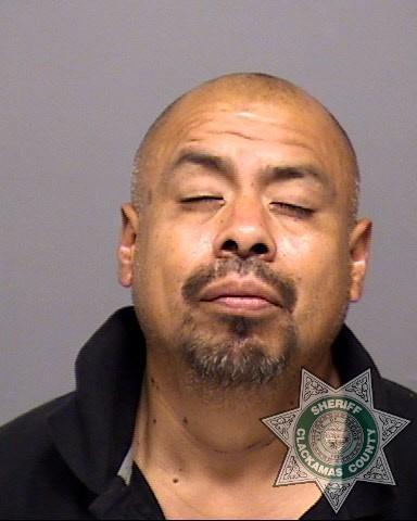 Eusebio Gonzalezepigmenio Arrested - Clackamas, Oregon
