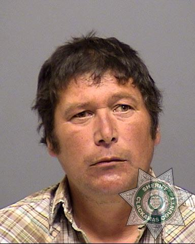 Clackamas County Mugshots -  Anthony Lee             Pagano