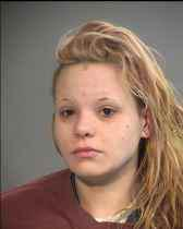 Jackson County Mugshots - Demaris Nichole Lightle