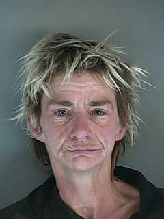 Lane County Mugshots -  Tammi Lynn Sunderman