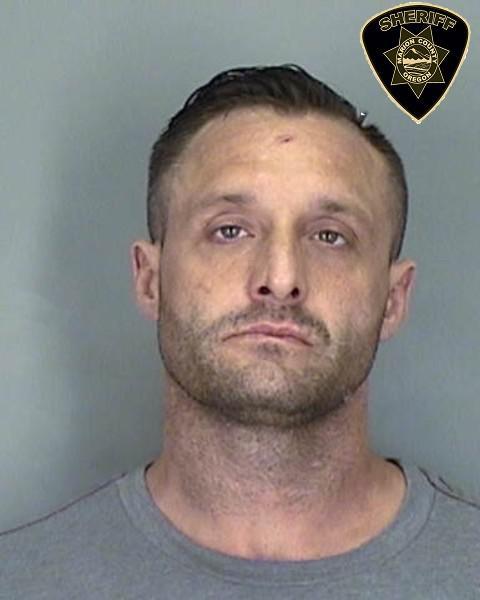 Benjamin Edward Smith Arrested - Salem-Keizer, Oregon