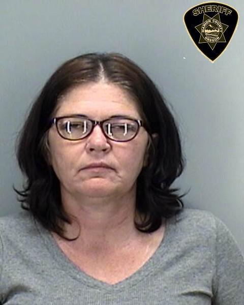 Marion County Mugshots -  Tammy Lynn  Carrick