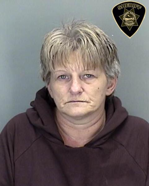 Marion County Mugshots -  Cheri Lynnette  Qualey