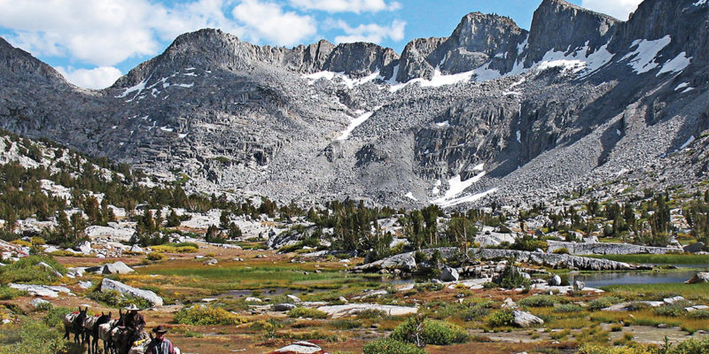 High Sierra Pack Team Views