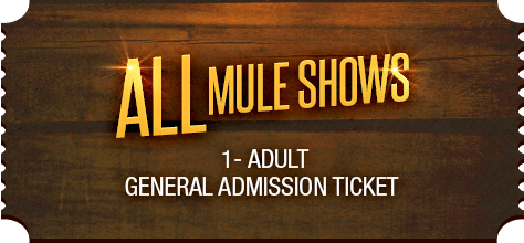 Mule Days_Ticket