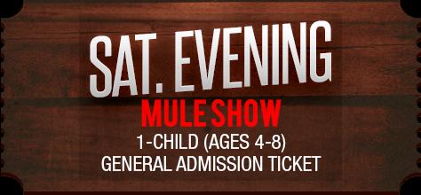 Tickets - Children