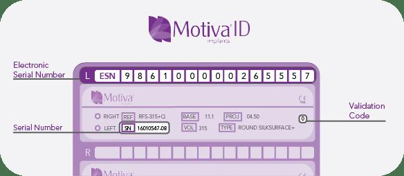 Motiva ID Card