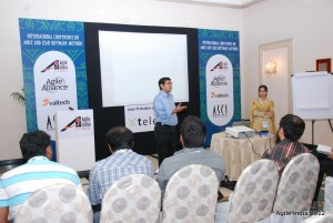 agile india 2012