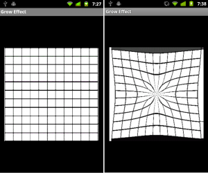 Simple Image Filter using OpenGL ES in Android