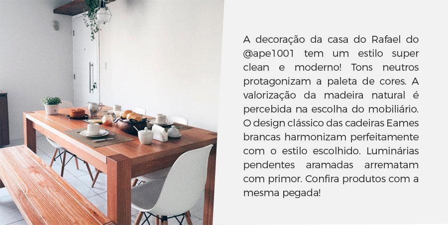 ESTILO: CASA DO RAFAEL