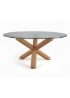 Base de Mesa em madeira
