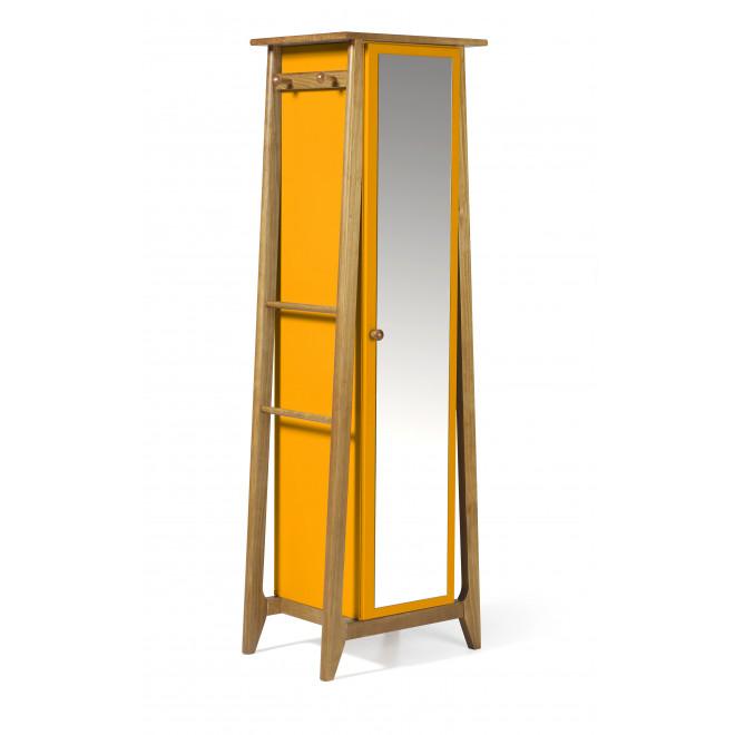 armário multiuso floripa amarelo