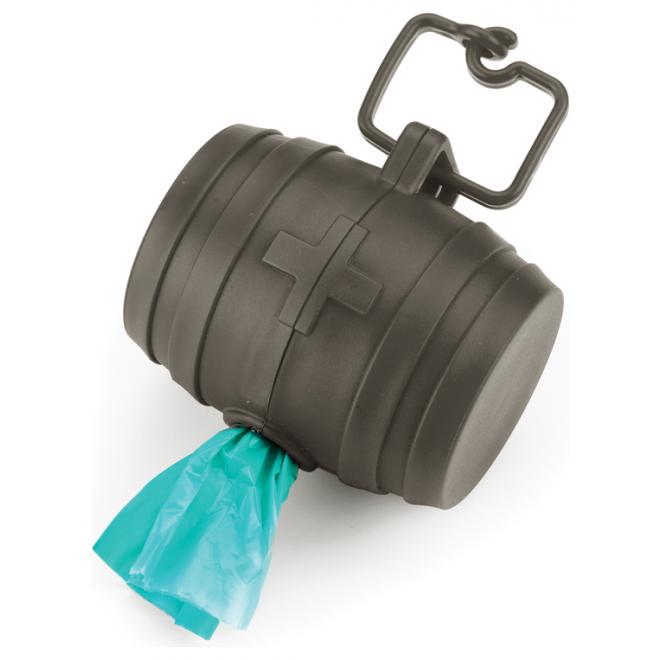 Porta-sacos Barrel