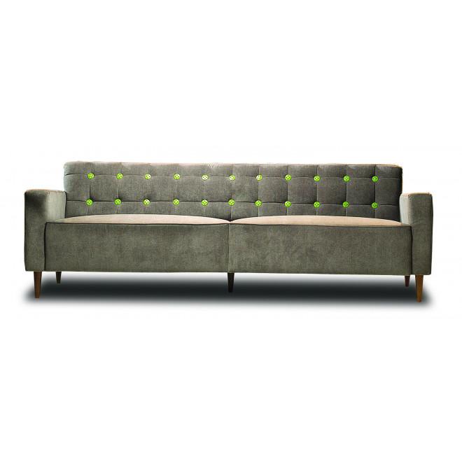 sofá em tecido